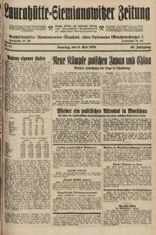 Laurahütte-Siemianowitzer Zeitung : enzige älteste und gelesenste Zeitung von Laurahütte-Siemianowitz mit wöchentlicher Unterhaitungsbeilage. 1928, nr72