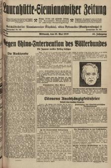 Laurahütte-Siemianowitzer Zeitung : enzige älteste und gelesenste Zeitung von Laurahütte-Siemianowitz mit wöchentlicher Unterhaitungsbeilage. 1928, nr78