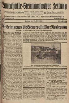 Laurahütte-Siemianowitzer Zeitung : enzige älteste und gelesenste Zeitung von Laurahütte-Siemianowitz mit wöchentlicher Unterhaitungsbeilage. 1928, nr83