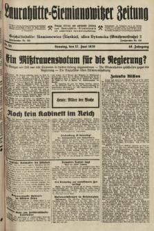Laurahütte-Siemianowitzer Zeitung : enzige älteste und gelesenste Zeitung von Laurahütte-Siemianowitz mit wöchentlicher Unterhaitungsbeilage. 1928, nr95