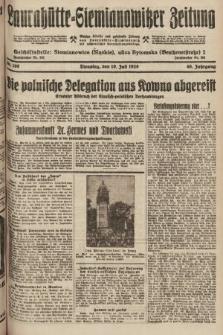 Laurahütte-Siemianowitzer Zeitung : enzige älteste und gelesenste Zeitung von Laurahütte-Siemianowitz mit wöchentlicher Unterhaitungsbeilage. 1928, nr108