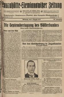 Laurahütte-Siemianowitzer Zeitung : enzige älteste und gelesenste Zeitung von Laurahütte-Siemianowitz mit wöchentlicher Unterhaitungsbeilage. 1928, nr125