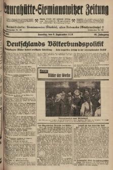 Laurahütte-Siemianowitzer Zeitung : enzige älteste und gelesenste Zeitung von Laurahütte-Siemianowitz mit wöchentlicher Unterhaitungsbeilage. 1928, nr143