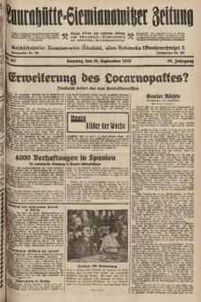 Laurahütte-Siemianowitzer Zeitung : enzige älteste und gelesenste Zeitung von Laurahütte-Siemianowitz mit wöchentlicher Unterhaitungsbeilage. 1928, nr147