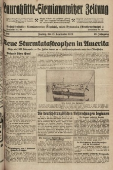 Laurahütte-Siemianowitzer Zeitung : enzige älteste und gelesenste Zeitung von Laurahütte-Siemianowitz mit wöchentlicher Unterhaitungsbeilage. 1928, nr150