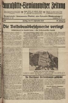 Laurahütte-Siemianowitzer Zeitung : enzige älteste und gelesenste Zeitung von Laurahütte-Siemianowitz mit wöchentlicher Unterhaitungsbeilage. 1928, nr154