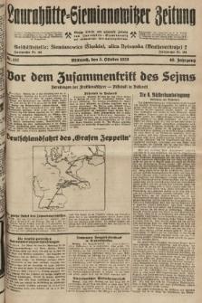 Laurahütte-Siemianowitzer Zeitung : enzige älteste und gelesenste Zeitung von Laurahütte-Siemianowitz mit wöchentlicher Unterhaitungsbeilage. 1928, nr157