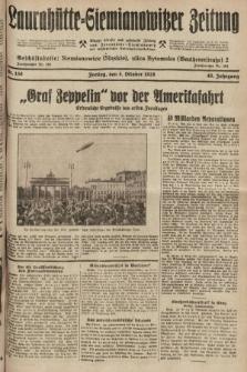 Laurahütte-Siemianowitzer Zeitung : enzige älteste und gelesenste Zeitung von Laurahütte-Siemianowitz mit wöchentlicher Unterhaitungsbeilage. 1928, nr158