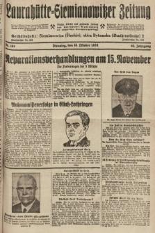 Laurahütte-Siemianowitzer Zeitung : enzige älteste und gelesenste Zeitung von Laurahütte-Siemianowitz mit wöchentlicher Unterhaitungsbeilage. 1928, nr164