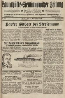 Laurahütte-Siemianowitzer Zeitung : enzige älteste und gelesenste Zeitung von Laurahütte-Siemianowitz mit wöchentlicher Unterhaitungsbeilage. 1928, nr182