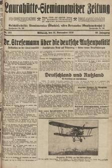 Laurahütte-Siemianowitzer Zeitung : enzige älteste und gelesenste Zeitung von Laurahütte-Siemianowitz mit wöchentlicher Unterhaitungsbeilage. 1928, nr185