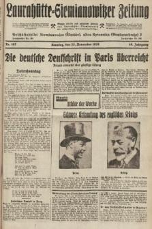 Laurahütte-Siemianowitzer Zeitung : enzige älteste und gelesenste Zeitung von Laurahütte-Siemianowitz mit wöchentlicher Unterhaitungsbeilage. 1928, nr187