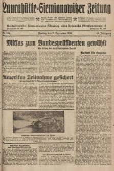 Laurahütte-Siemianowitzer Zeitung : enzige älteste und gelesenste Zeitung von Laurahütte-Siemianowitz mit wöchentlicher Unterhaitungsbeilage. 1928, nr194
