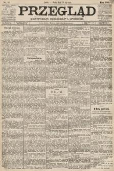 Przegląd polityczny, społeczny i literacki. 1889, nr13
