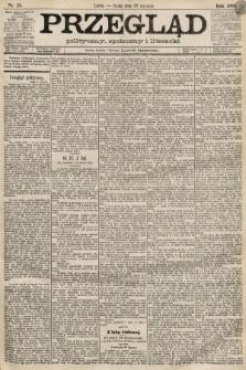 Przegląd polityczny, społeczny i literacki. 1889, nr25