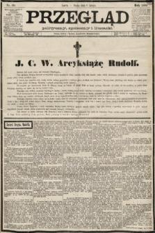 Przegląd polityczny, społeczny i literacki. 1889, nr30