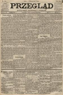 Przegląd polityczny, społeczny i literacki. 1889, nr104