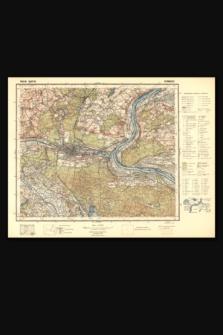 Mapa taktyczna Polski : pas 36, słup 26 : Bydgoszcz