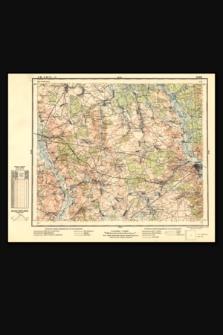 Mapa taktyczna Polski : pas 36, słup 40 : Słonim
