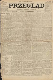 Przegląd polityczny, społeczny i literacki. 1895, nr2