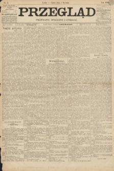 Przegląd polityczny, społeczny i literacki. 1895, nr3