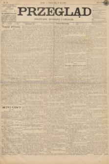 Przegląd polityczny, społeczny i literacki. 1895, nr9