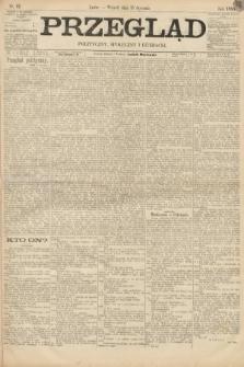 Przegląd polityczny, społeczny i literacki. 1895, nr12