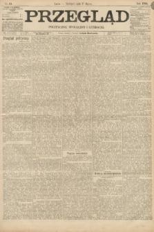 Przegląd polityczny, społeczny i literacki. 1895, nr64