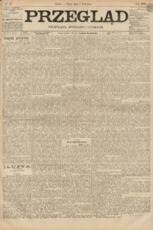 Przegląd polityczny, społeczny i literacki. 1895, nr77
