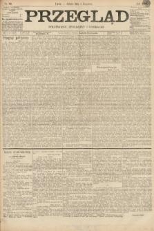 Przegląd polityczny, społeczny i literacki. 1895, nr80
