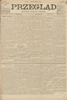 Przegląd polityczny, społeczny i literacki. 1895, nr110