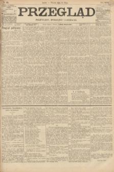 Przegląd polityczny, społeczny i literacki. 1895, nr111