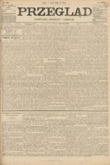 Przegląd polityczny, społeczny i literacki. 1895, nr118