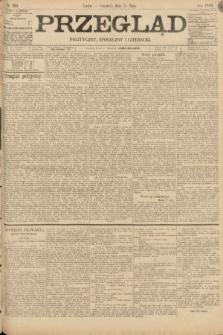 Przegląd polityczny, społeczny i literacki. 1895, nr119