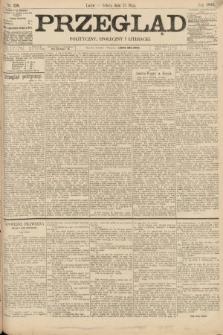 Przegląd polityczny, społeczny i literacki. 1895, nr120