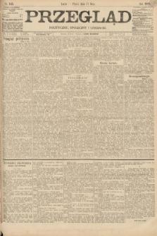 Przegląd polityczny, społeczny i literacki. 1895, nr125