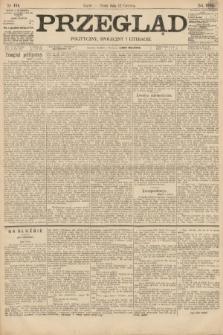 Przegląd polityczny, społeczny i literacki. 1895, nr134