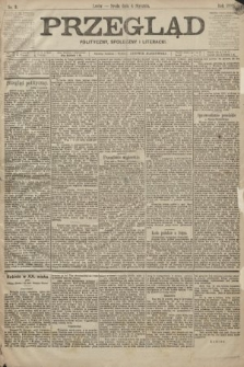 Przegląd polityczny, społeczny i literacki. 1899, nr3