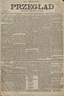 Przegląd polityczny, społeczny i literacki. 1899, nr5