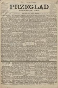 Przegląd polityczny, społeczny i literacki. 1899, nr7