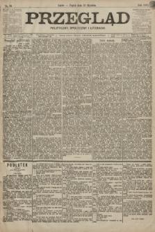 Przegląd polityczny, społeczny i literacki. 1899, nr10