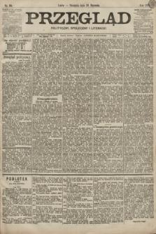 Przegląd polityczny, społeczny i literacki. 1899, nr24