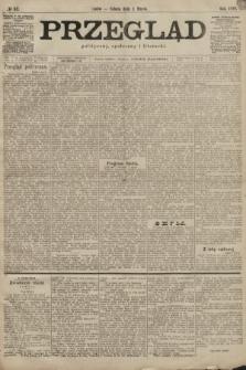 Przegląd polityczny, społeczny i literacki. 1899, nr52