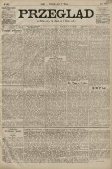 Przegląd polityczny, społeczny i literacki. 1899, nr59