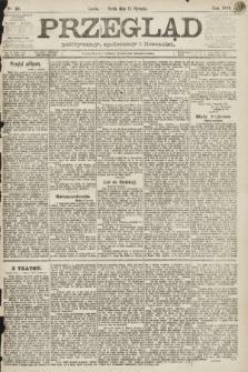 Przegląd polityczny, społeczny i literacki. 1891, nr10