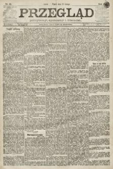 Przegląd polityczny, społeczny i literacki. 1891, nr35