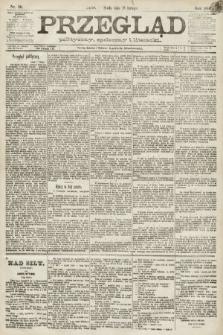Przegląd polityczny, społeczny i literacki. 1891, nr39