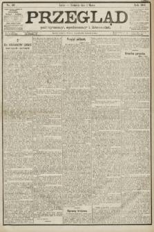 Przegląd polityczny, społeczny i literacki. 1891, nr49