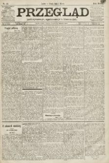 Przegląd polityczny, społeczny i literacki. 1891, nr51