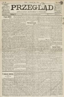 Przegląd polityczny, społeczny i literacki. 1891, nr52
